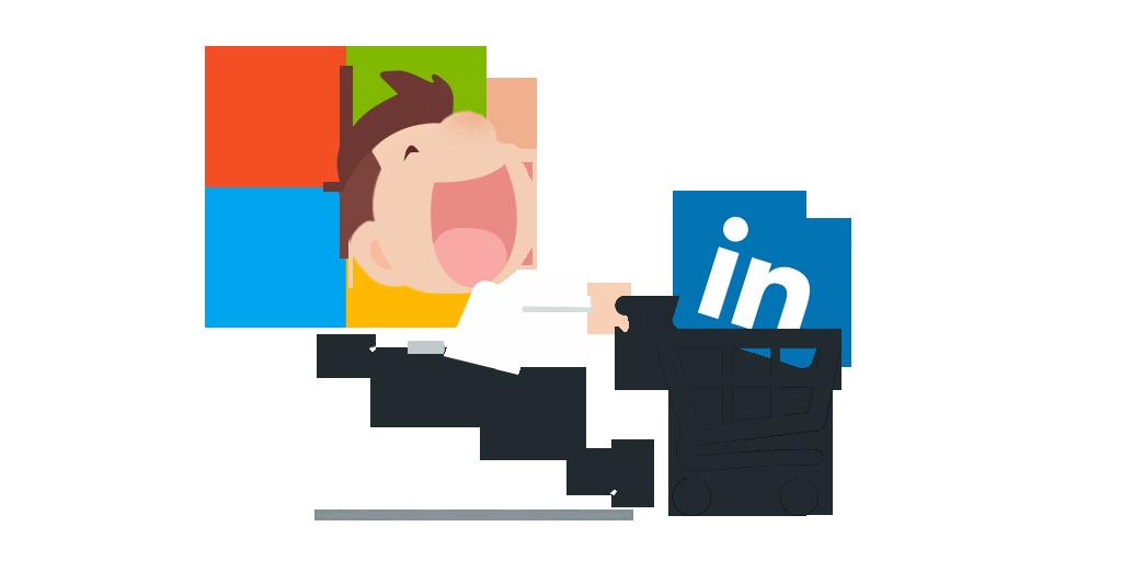 Microsoft-buys-linkedIn-officially